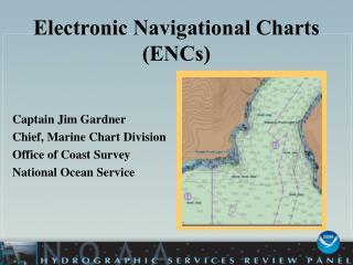Electronic Navigational Charts (ENCs)