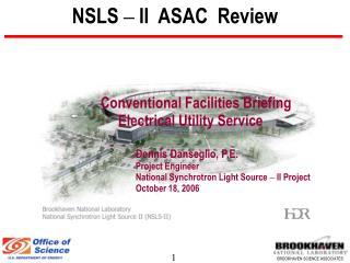 NSLS   II  ASAC  Review