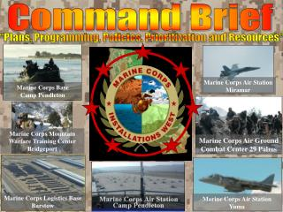 Command Brief