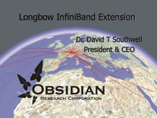 Longbow InfiniBand Extension