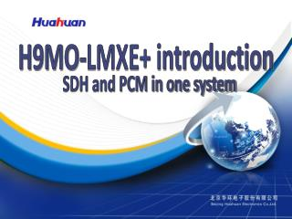 H9MO-LMXE+ introduction