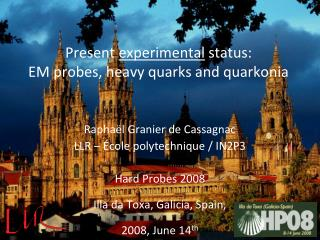 Present  experimental  status: EM probes, heavy quarks and quarkonia