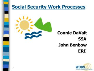 Social Security Work Processes