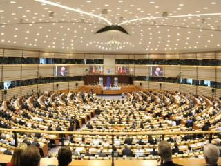 THURSDAY 14 OCTOBER 2010 From 2.30pm to 6.30pm European Parliament Hemicycle, Brussels