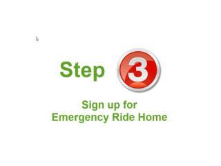 Step 3 Register for ERH 2014