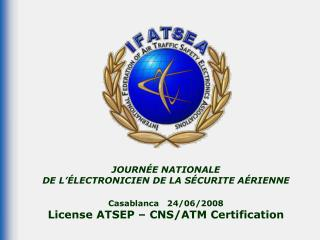 Conseil Exécutif IFATSEA