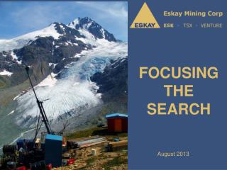 FOCUSING THE SEARCH
