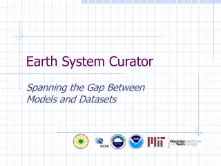 Earth System Curator
