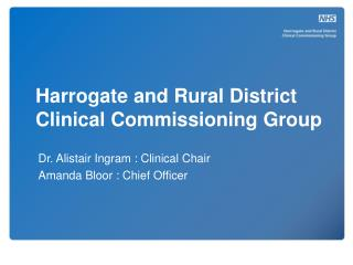 Harrogate and Rural District Clinical Commissioning Group