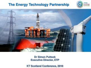 The Energy Technology Partnership