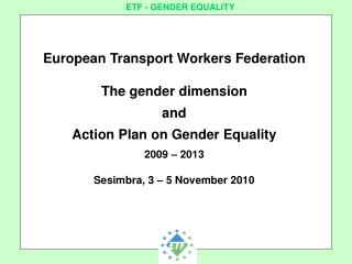 European Transport Workers� Federation