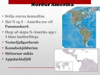 Norður Ameríka