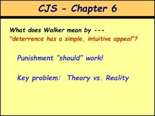 CJS - Chapter 6