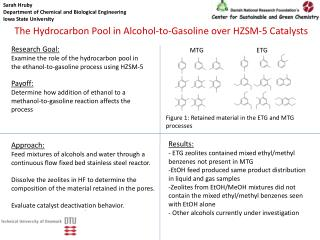 The Hydrocarbon Pool in Alcohol-to-Gasoline over HZSM-5 Catalysts