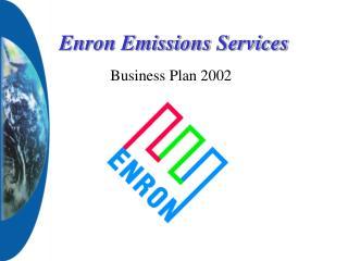 Enron Emissions Services