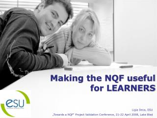 Making the NQF useful for LEARNERS