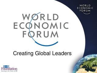 Creating Global Leaders