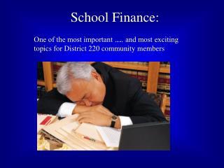 School Finance:
