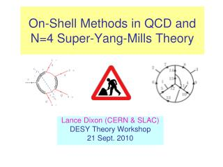 On-Shell Methods in QCD and N=4 Super-Yang-Mills Theory