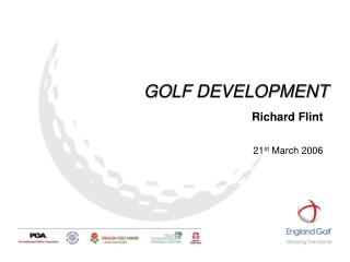 GOLF DEVELOPMENT