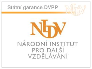 Státní garance DVPP