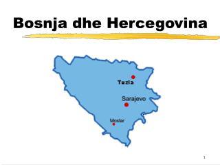 Bosnja dhe Hercegovina