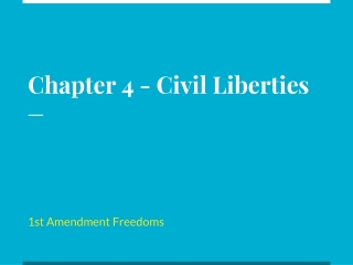 The Right to Privacy Under the Due Process and Equal Protection Clauses