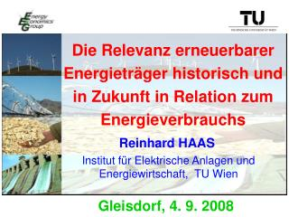 Reinhard HAAS
