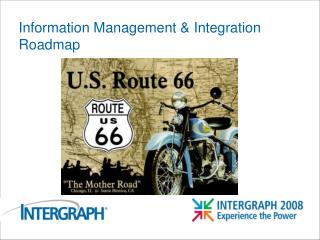 Information Management & Integration Roadmap