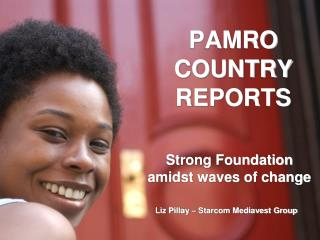PAMRO COUNTRY REPORTS