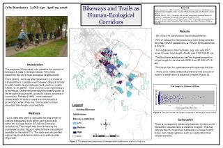Bikeways and Trails as Human-Ecological Corridors