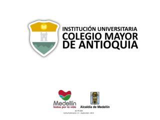 BIENESTAR INSTITUCIONAL RENOVACI�N Y LEGALIZACI�N  DE CR�DITOS EDUCATIVOS  2014 - 1