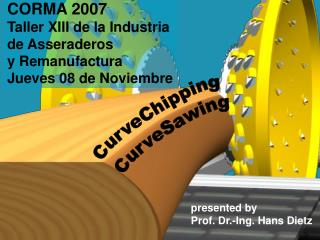 CurveChipping