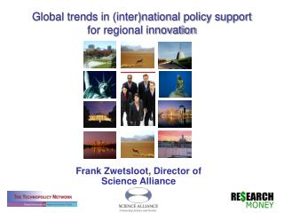 Global trends in (inter)national policy support  for regional innovation