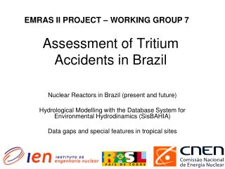Assessment of Tritium Accidents in Brazil