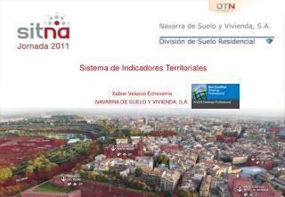 Sistema de Indicadores Territoriales