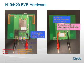 H10/H20 EVB Hardware