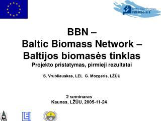2 seminaras  Kaunas, LŽŪU, 2005-11-24