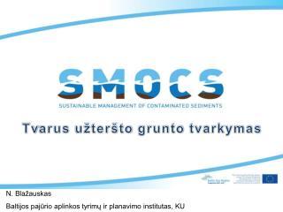 N. Bla žauskas Baltijos pajūrio aplinkos tyrimų ir planavimo institutas, KU