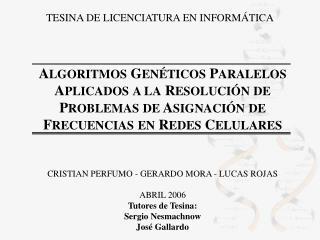 TESINA DE LICENCIATURA EN INFORMÁTICA