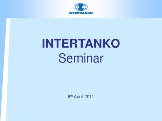 INTERTANKO Seminar