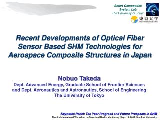 Nobuo Takeda Dept. Advanced Energy, Graduate School of Frontier Sciences