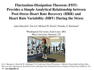 Fluctuation-Dissipation Theorem (FDT) Provides a Simple Analytical Relationship between