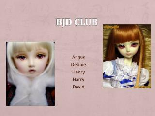 BJD CLUB