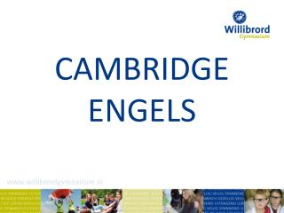 CAMBRIDGE ENGELS