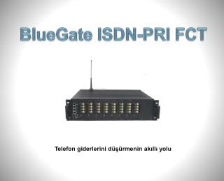 BlueGate  ISDN-PRI FCT