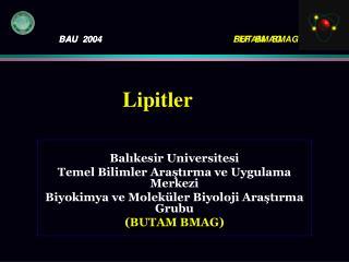 Balıkesir Universitesi Temel Bilimler Araştırma ve Uygulama Merkezi