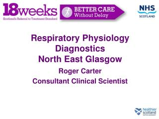 Respiratory Physiology Diagnostics North East Glasgow