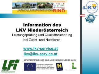 lkv-service.at lkv@lkv-service.at