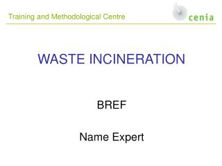 WASTE INCINERATION